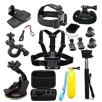 Edose accessories kit for akaso ek5000 ek7000 4k wifi action camera gopro hero 8 7 6 5/session 5/her