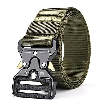 Outdoor Hunting, Metal Tactical Belts Buckle, Marine Corps Training Belt