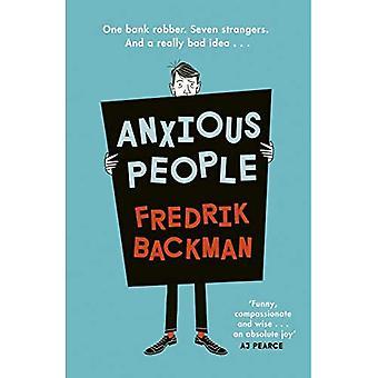 Anxious People par Fredrik Backman