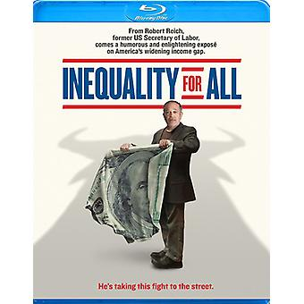 Inequality for All [BLU-RAY] USA import