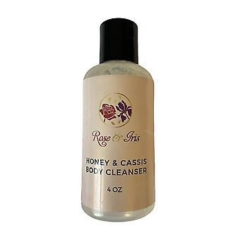 Honey And Cassis Body Cleanser