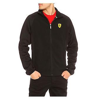 Masculino'jaqueta esportiva Ferrari Preto/M