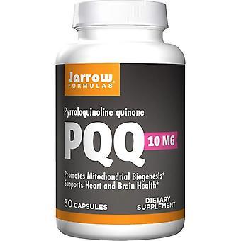 Jarrow Formulas PQQ (Pyrroloquinoline quinone) 10mg Caps 30