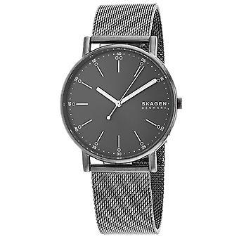 Skagen Men's Signatur Reloj de marcación gris - SKW6577