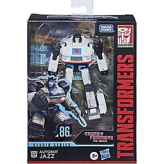 Transformers Jazz Deluxe Studio Series Figure