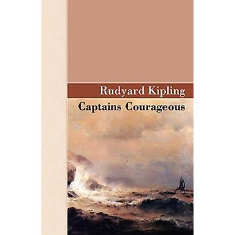 Captains Courageous by Rudyard Kipling - 9781605120416 Book