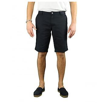 Saint James Doug Ii Navy Blue Bermuda Shorts