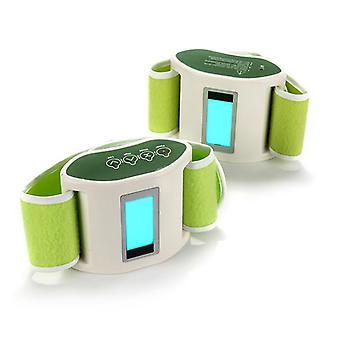 Schlankheitsmaschine Gürtel faul schlanken Shake Maschine Heizung Abschnitt Schlankheitsgürtel arbeitet für Bauchmuskeln, Taille, Arme