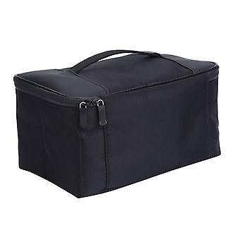 Zipper Handle Carry Bag Console Travel Case
