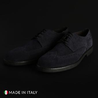 Duca di morrone - 1302d_camoscio - calzado hombre