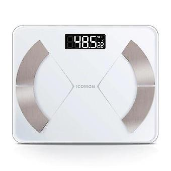 Smart Bathroom Weight Scale Body Fat Weighing Scales