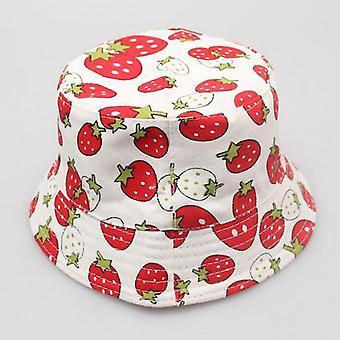 أزياء الصيف القبعات، دلو كاب