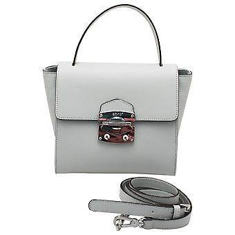 Abro Mini Leather Grab Handle Handbag