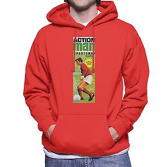 Action Man Sportsman Men's Hooded Sweatshirt