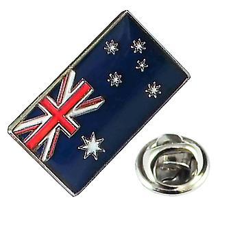 Ties Planet Australien Flagga Lapel Pin Badge