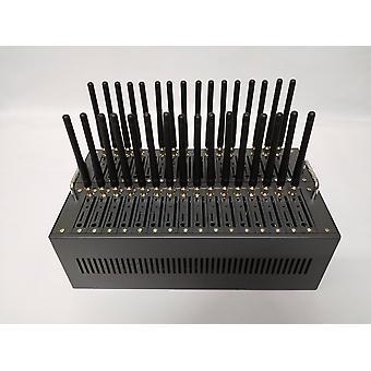 Xjx M26 32 Port USB Tömeges Sms 2g Gsm Modem Pool Ussd Imei Változás