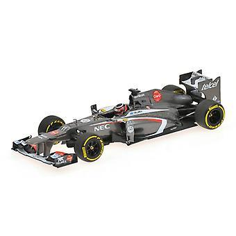 Sauber C32 F1 (Nico Hulkenberg - Show Car 2013) Diecast Model Car