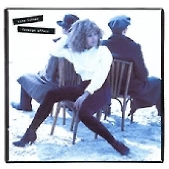 Tina Turner utenlandsk affære CD