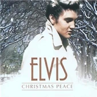 Elvis Presley Christmas Peace CD