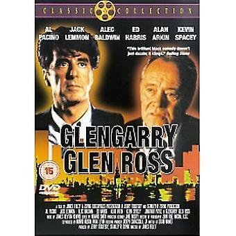 Glengarry Glen Ross DVD