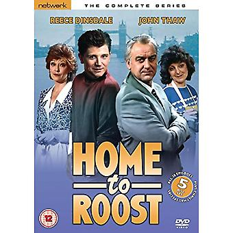 Home To Roost - Series 1-4 - Complete DVD