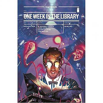 Uma semana na biblioteca