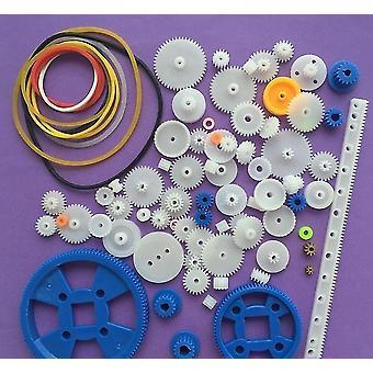 nye høj kvalitet plast gear sæt sm47618