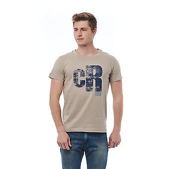 Camiseta Beige Cerruti 1881 hombre