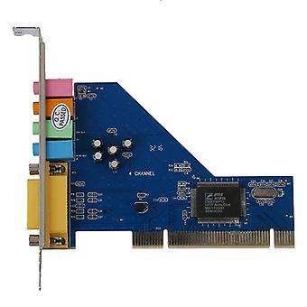 ऑडियो स्टीरियो इंटरनल पीसीआई साउंड कार्ड