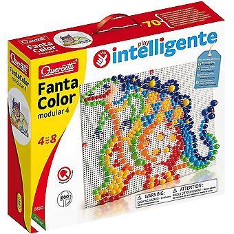 - Fantacolor Modular 4 - Steckspiel