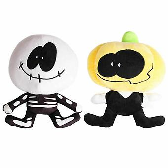 Spooky Month Skid And Pump Friday Night Plush Toy Soft Stuffed Doll