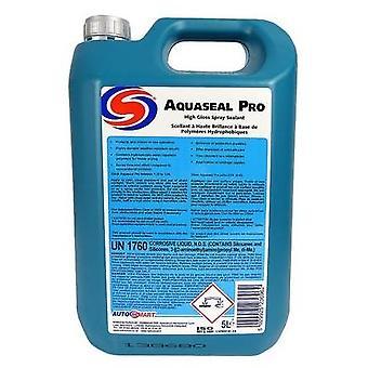Autosmart aquaseal pro wax sealant spray