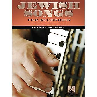 Canciones judías para el acordeón de accordeon 884088551605