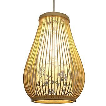 Fine Asianliving Ceiling Light Lampa wisząca Bamboo Abażur Ręcznie robiony - Chloe