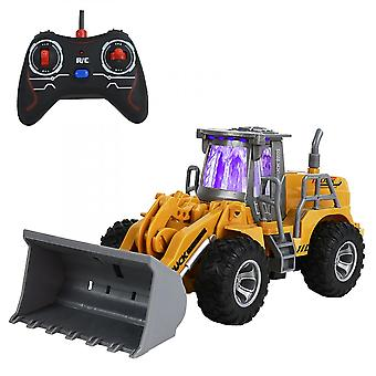Remote Control Rc Engineering Vehicle Electric Cars Model Toy 5-channel Toy Cars