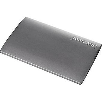 "Externe Festplatte INTENSO 3823430 SSD 128 GB 1,8""   Anthrazit 1,8"""