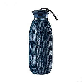 REMAX Portable Outdoor Wireless Bluetooth Water Cup Speaker RB-M48 Blue