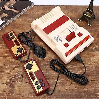 Classic TV Video Game Console Retro Family Games Player 500 In 1 Card