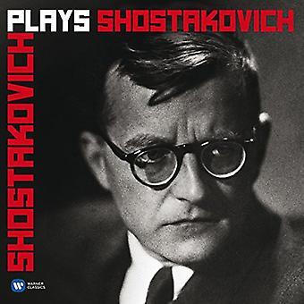 Dmitri Shostakovich - Shostakovich Plays Shostakovich CD