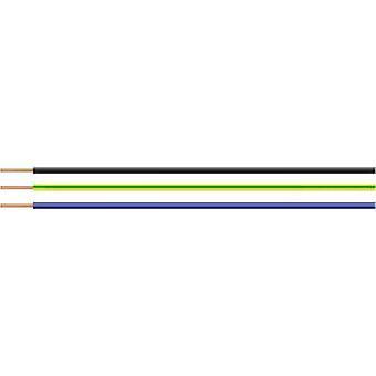 Helukabel 28795 BL Sârmă jumper H07V-U 1 x 2,50 mm² Albastru vândut pe metru
