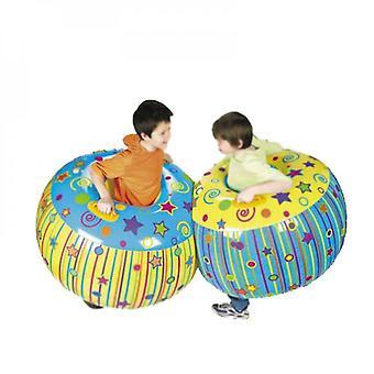 Trampolines inflatable body bubble ball sumo bumper bopper toys