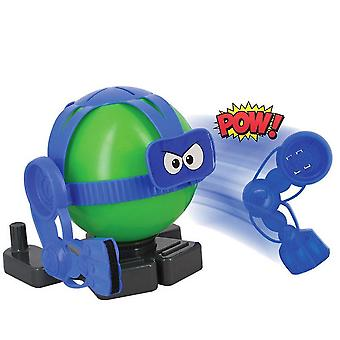 Magic novelties balloon boxing game robo kombat balloon puncher children table game boxing|gags practical jokes