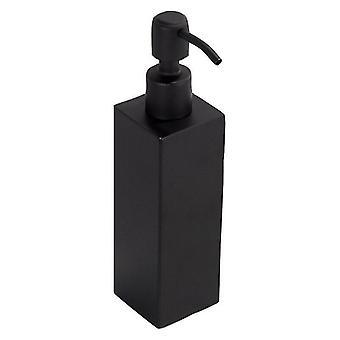 Soap lotion dispensers stainless steel handmade black liquid soap dispenser bathroom accessories soap dispensers