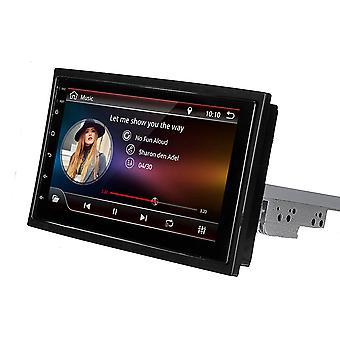 7 pouces 1 Din Autoradio Quad Core 1 Go + 16 Go Gps Wifi Bluetooth