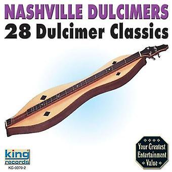 Nashville Dulcimers - 28 importation USA Dulcimer Classics [CD]
