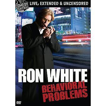 Ron White - Behavioral Problems [DVD] USA import