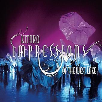 Kitaro - Impressions of the West Lake [Vinyl] USA import