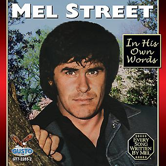 Mel Street - In His Own Words [CD] USA import