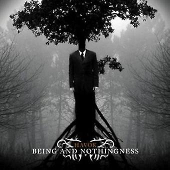 Havok - Being & Nothingness [CD] USA import