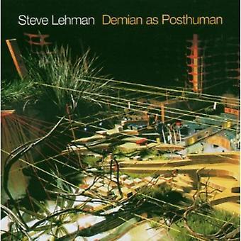 Steve Lehman - Demian as Posthuman [CD] USA import
